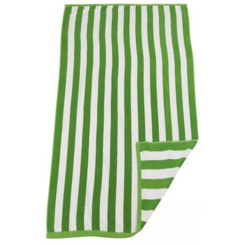 Extra Large Striped Beach Towel