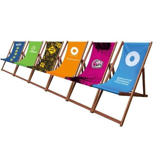 Full Colour Deck Chair