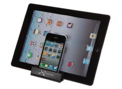 Classic Desktop Business Card Holder with Phone Stand