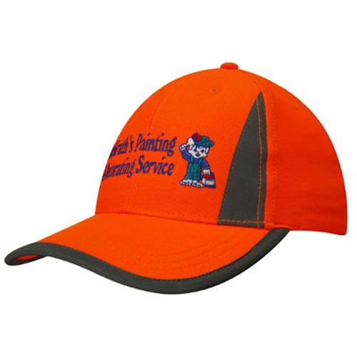 Generate Reflective Safety Cap