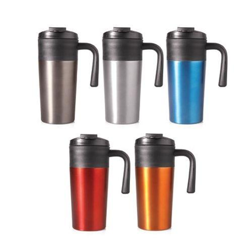 Yale Travel Mug with Handle