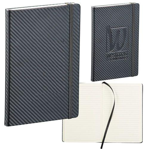 Oxford Carbon Fibre Notebook