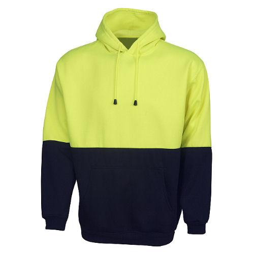 Hi Vis Fleece Hoodie - Day Use