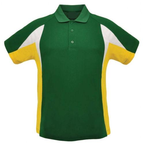 Icon Polymesh Panel Polo Shirt