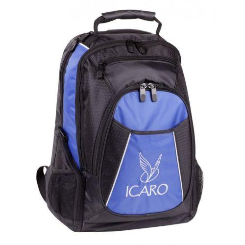 Icon Textured Backpack