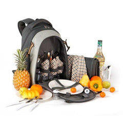 Avalon Picnic Backpack with Rug