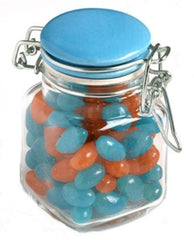 Yum Clip Jar filled with Lollies