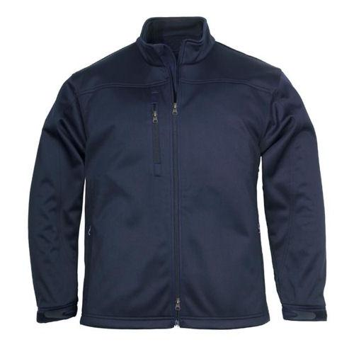 Phillip Bay Plain Soft Shell Jacket