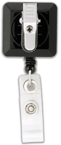 Econo Square Retractable ID Holder