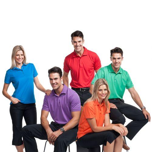 Leisure Breathable Polo Shirt