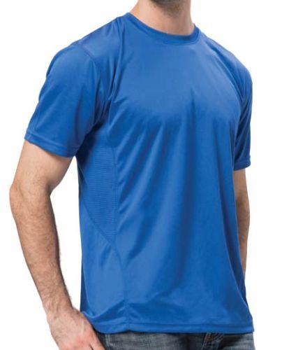 Logo Breathable Polyester TShirt