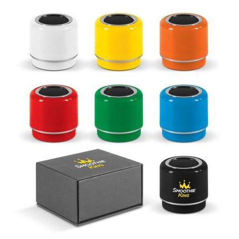 Eden Coloured Mushroom Bluetooth Speaker