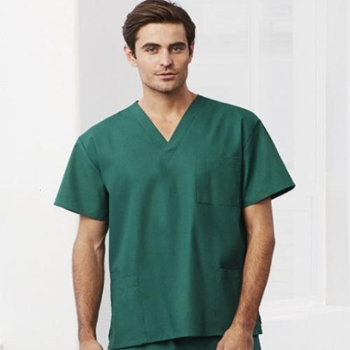 Mens Scrub Top