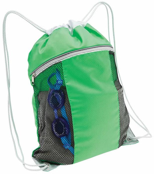 Murray Mesh Panel Backsack