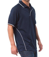 Boston Breathable Polo Shirt with Trim