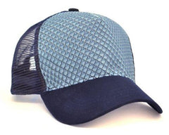 Icon Honeycomb Mesh Trucker Cap