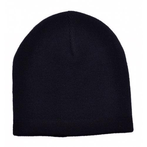 Icon Beanie with Contrast Trim
