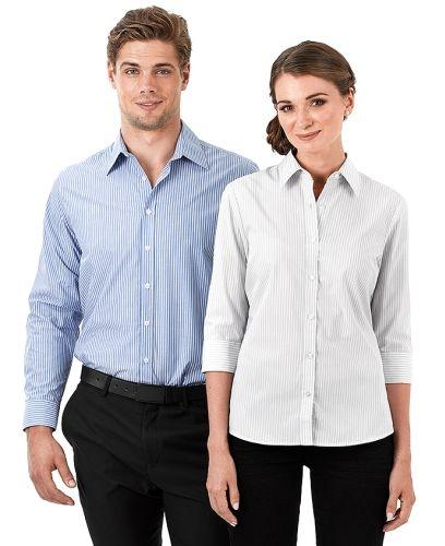 Reflections Striped Corporate Shirt
