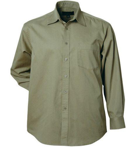 Outline Combed Cotton Business Shirt