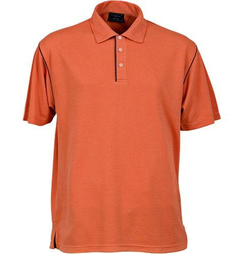Outline Luxury Polo Shirt
