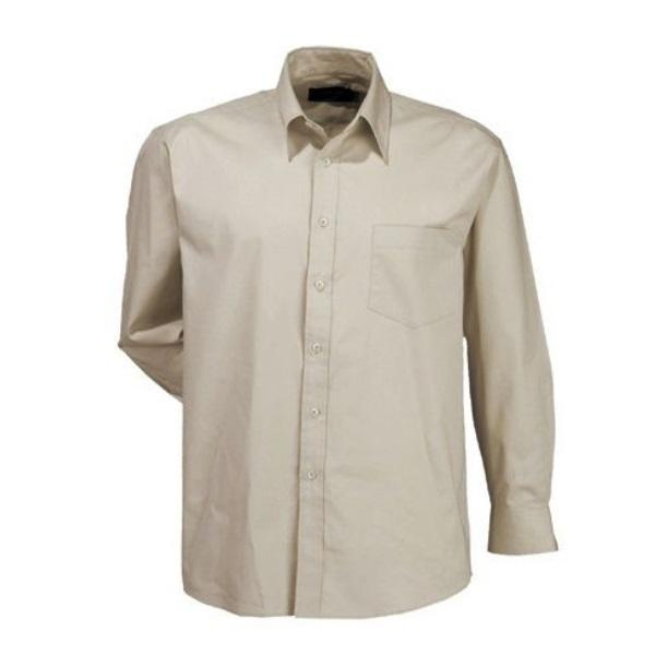 Outline Stain Repellent Business Shirt