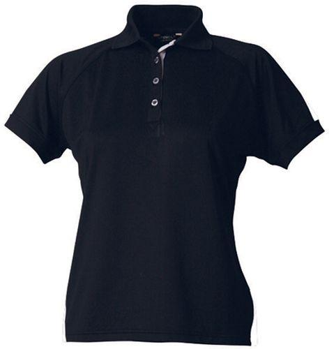 Outline Stretch Sports Polo Shirt