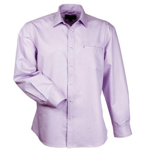 Outline Subtle Stripe Corporate Shirt