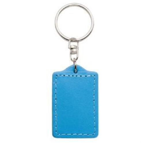 Avalon Leather Keyring