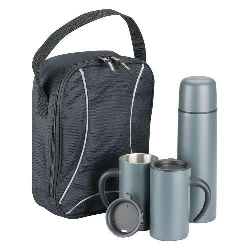 Avalon Insulated Flask & Mug Set
