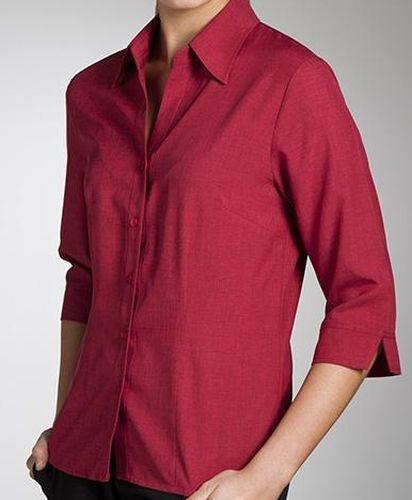 Health Care Ladies 3/4 Sleeve Shirt