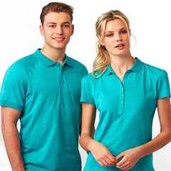 Phillip Bay Cotton Fashion Polo Shirt