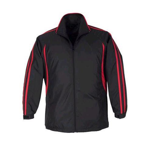 Phillip Bay Contrast Sports Track Top