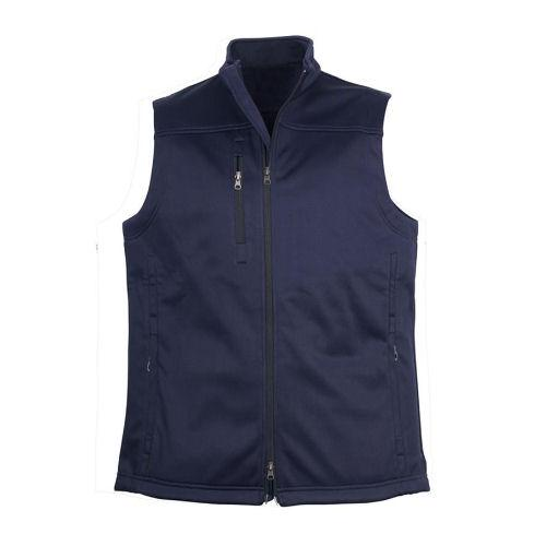 Phillip Bay Plain Soft Shell Vest