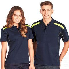 Phillip Bay Sports Interlock Polo Shirt
