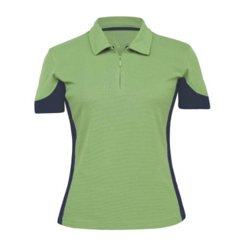 Phoenix Side Panel Waffle Polo Shirt