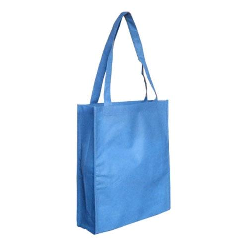 A Non Woven Bag with Large Gusset
