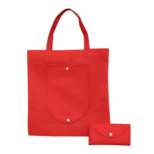 A Foldable Non Woven Shopping Bag