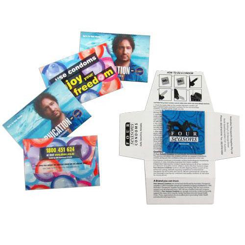 Promotional Condoms