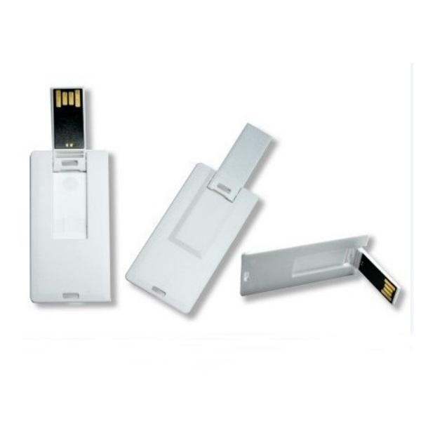 Rectangle Slimline USB Flash Drive