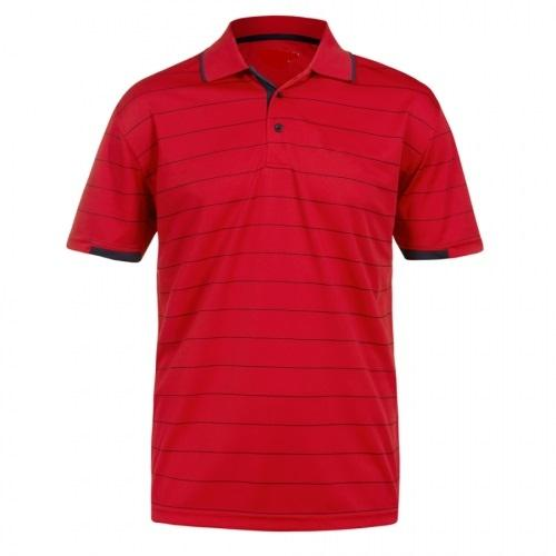 Leisure Bold Stripe Polo Shirt