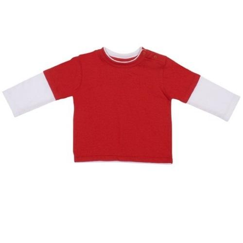 Aston Kids Double Sleeve TShirt