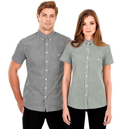 Reflections Bold Check Short Sleeve Shirt
