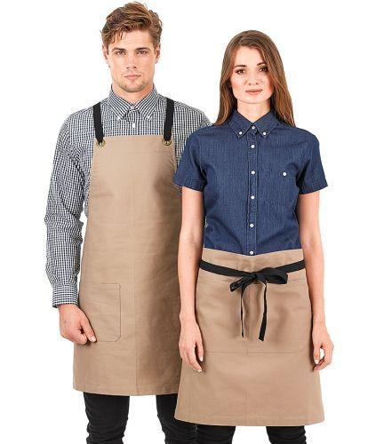 Reflections Canvas Aprons