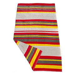 Jumbo Striped Beach Towel