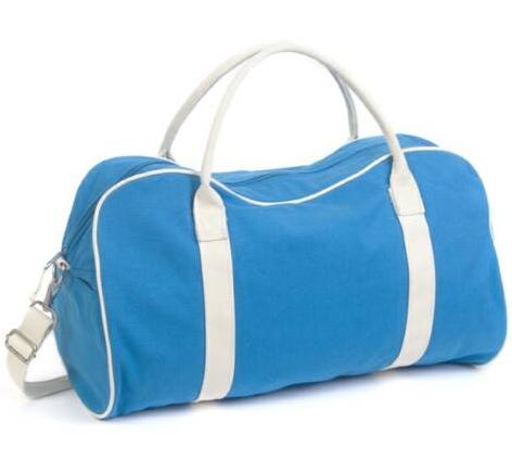 Aston Overnight Canvas Bag