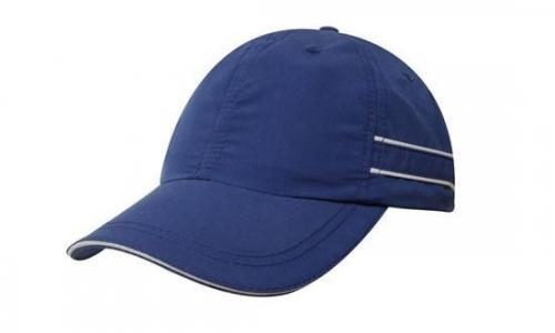 Generate Sports Cap with Piping