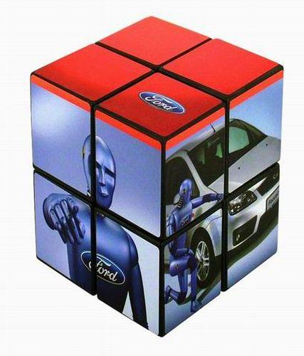 Rubik's Cube 2x2 with your Logo