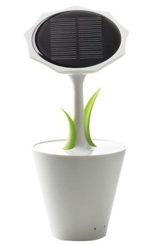 Sunflower Solar Charger