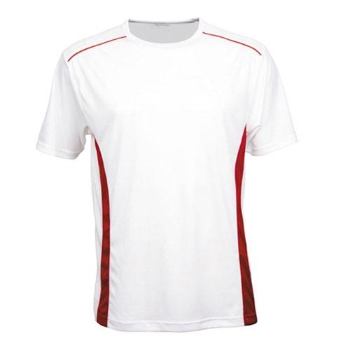 Outline Breathable Panel T-Shirt