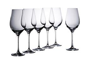 Eclipse White Wine Glasses 370ml
